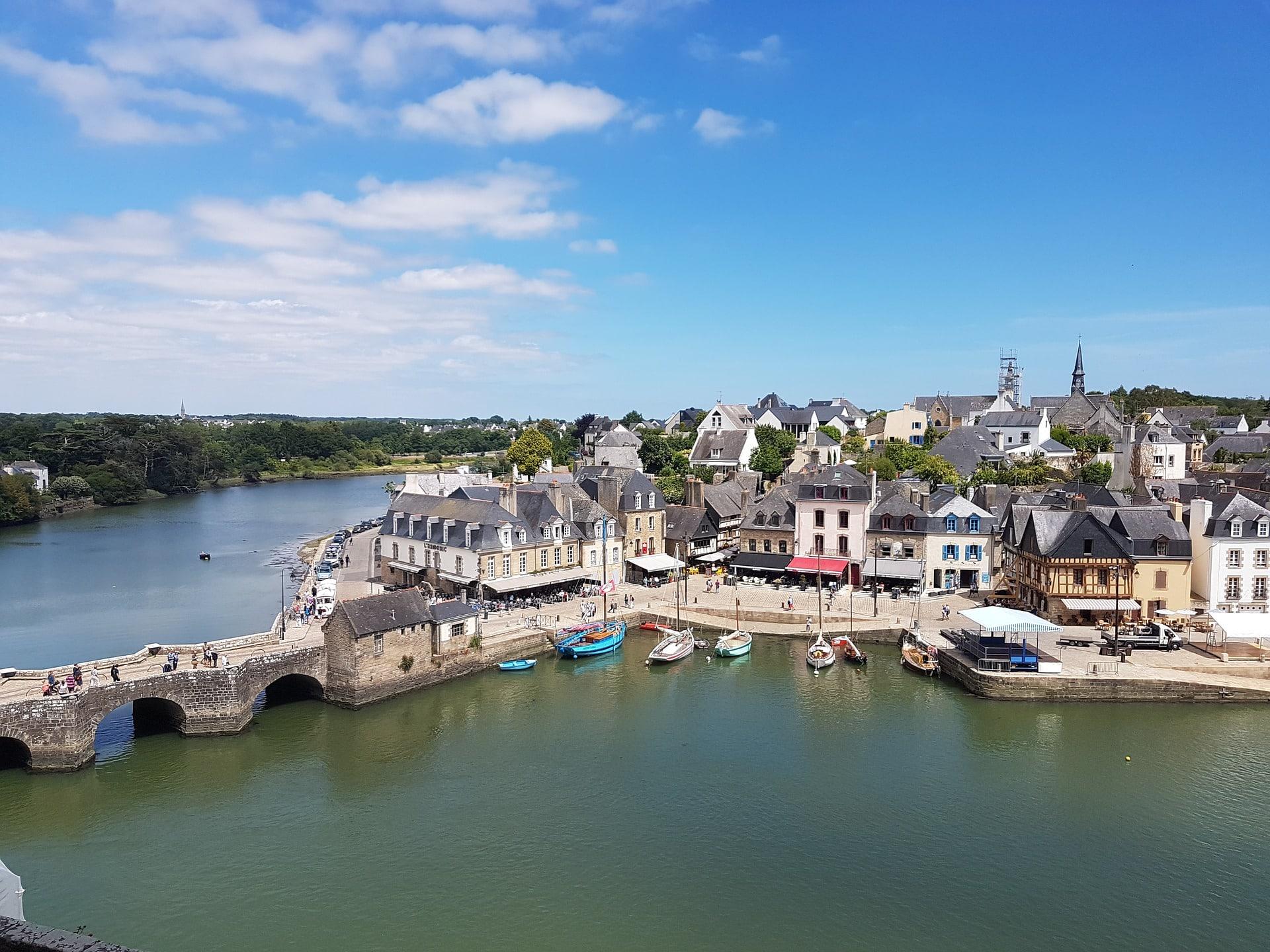 Avantages de visiter la Bretagne