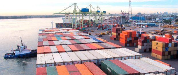 transporteur portuaire